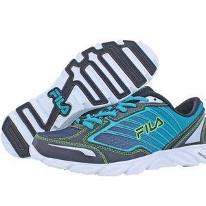 Fila Womens Fresh 3 Run shoe CoolMax DLS Foam, 10